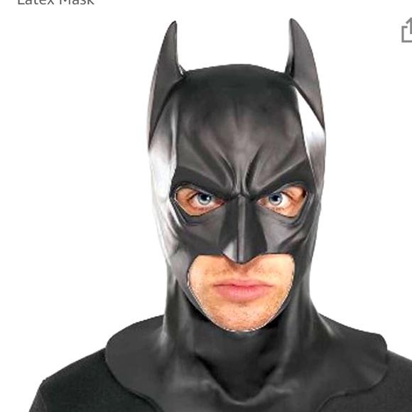 Batman Latex Mask